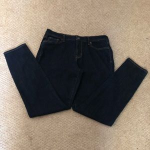 NWOT Old Navy Curvy Mid-Rise Denim Jeans 8